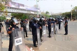No habrá impunidad por actos vandálicos en Chiapas: PGJE