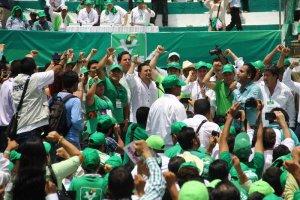 Denuncia PRD rebase de tope de campaña de PRI-PVEM en Chiapas