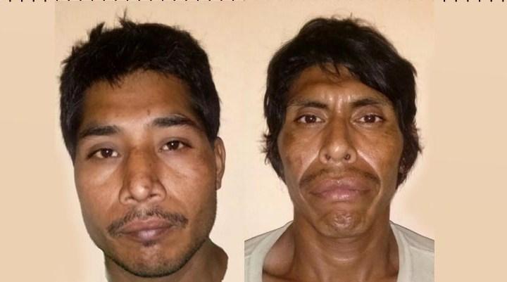 Detienen a dos presuntos feminicidas en Chilón