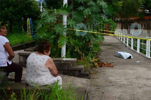 Joven se suicida lanzándose al río Sabinal