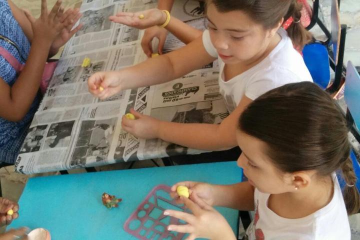 Imparte Coneculta en el CCCJS Talleres de Verano 2015