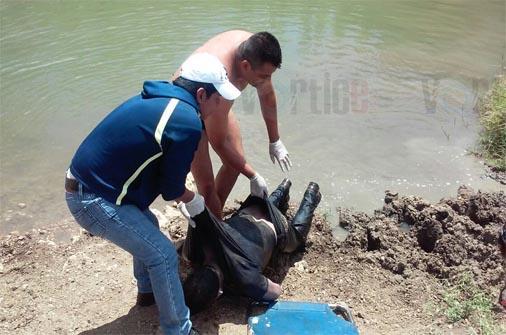 Se ahogó en un río de Comitán