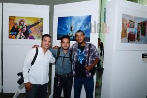 """Presentan fotógrafos tuxtlecos la exposición """"Orgullos de Chiapas, jóvenes e historias"""""""