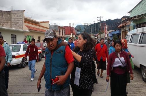 Zafarrancho en Mercaltos deja varias personas lesionadas