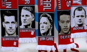 'Chicharito' inicia Liga Premier en la banca del Manchester United