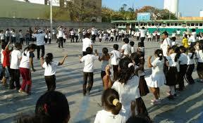 Con arma calibre 22, niño amenaza a directora de primaria en Yucatán