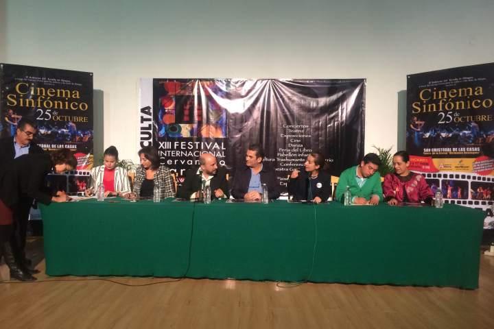 ¡XIII Festival Internacional Cervantino Barroco llega a SCLC!