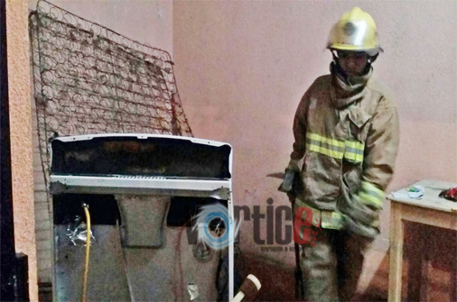 Explosión deja un herido en San Cristóbal
