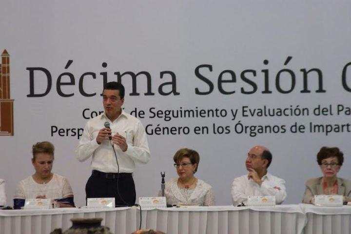 En el gobierno de Manuel Velasco se excluye totalmente la discriminación, destacan participantes