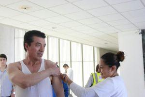 Protegemos la salud de nuestro personal: Rutilio Escandón
