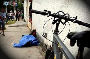 Muere ciclista de un paro cardiaco en Tuxtla