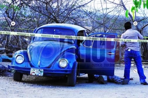 """Asesinan con el """"tiro de gracia"""" a Policía Ministerial en Chiapa de Corzo"""