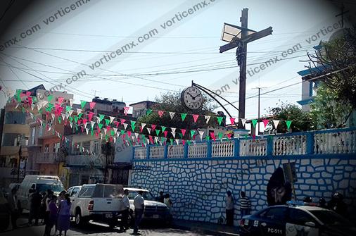 Asesinan a vigilante dentro de la iglesia El Cerrito