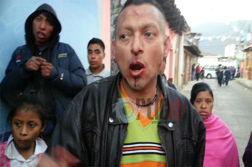 Se desata violencia en San Cristóbal