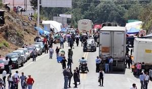 Levantará CNTE los bloqueos en Chiapas pero su lucha aún continúa