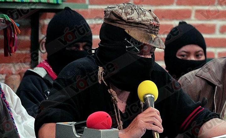 Se pronuncia EZLN contra el violento desalojo de la CNTE y la Asamblea Popular en San Cristóbal