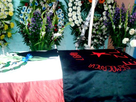 Fallece luchador social y adherente a la Sexta en accidente automovilístico en Tonalá
