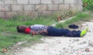 Arrojan cadáver en la colonia Diana Laura; presentaba signos de violencia