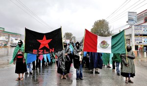 Entregará EZLN 10 toneladas de alimentos al magisterio; equivale a $290 mil