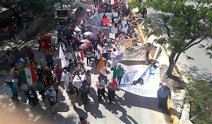 """La CNTE amenaza con """"plan de acción"""" si se realiza evaluación educativa a docentes"""