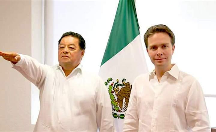Cesan de la SE a Sonia Rincón; la releva el exrector de la Unicach, Roberto Domínguez Castellanos