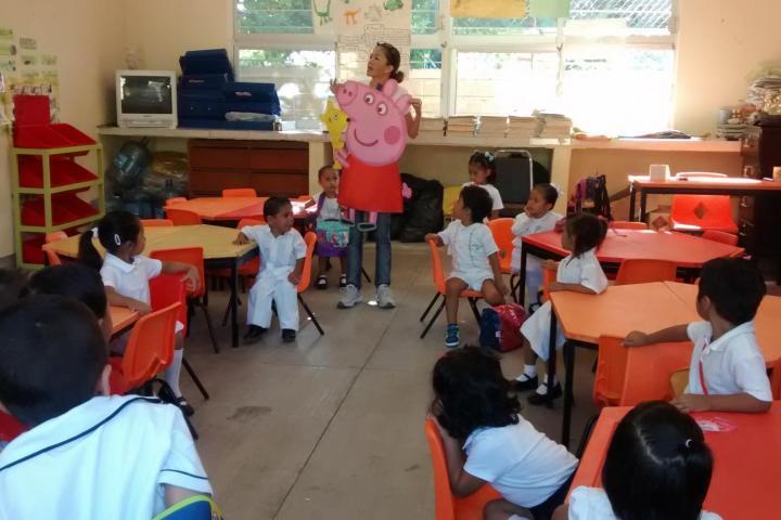 Regresan alumnos a clases tras 120 días de paro magisterial en Chiapas