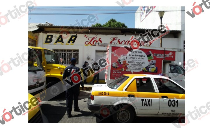 Clausuran temporalmente bares en el 'corazón' de Tuxtla, tras protesta de colonos