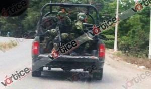 Asalto desata tiroteo y persecución en Palenque; el delincuente logró escapar
