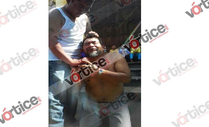 Humillan y dejan grave a indígena por manifestarse contra alcaldesa de Oxchuc