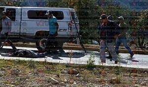 Se desata balacera entre indígenas y policías en San Cristóbal