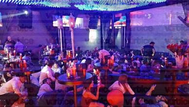 Ataque en festival internacional de Playa del Carmen