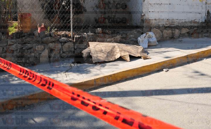 Hallan cadáver en medio de un charco de sangre en Las Granjas