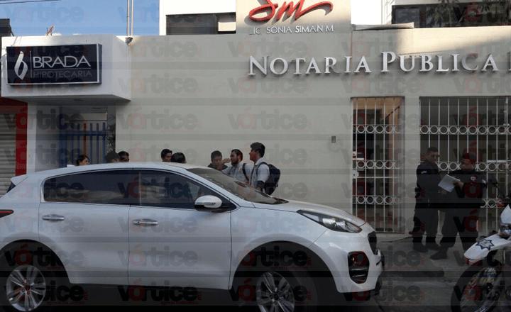 Ladrones interceptan a cuentahabiente y le despojan de 38 mil pesos