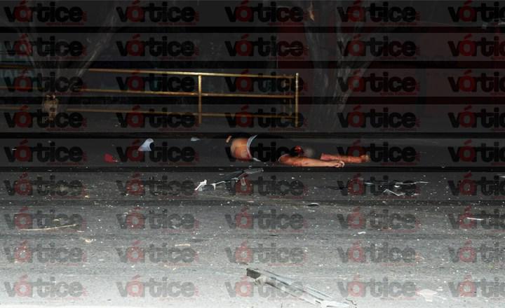 """Atropella y mata veloz vehículo a mesero de """"Las Pampas"""""""