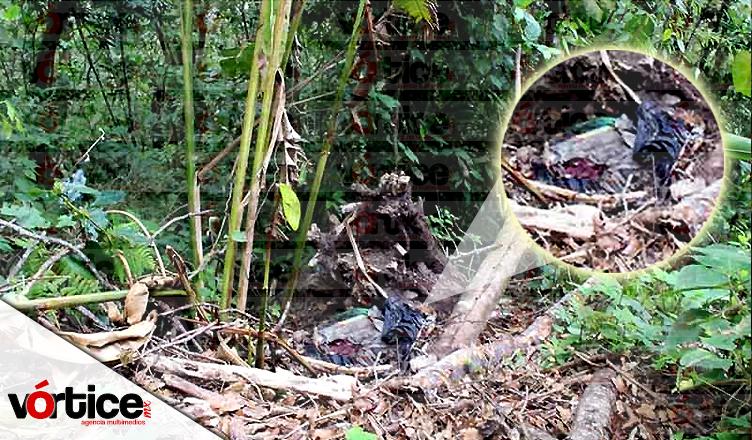 Encuentran osamenta en ejido de Tapachula