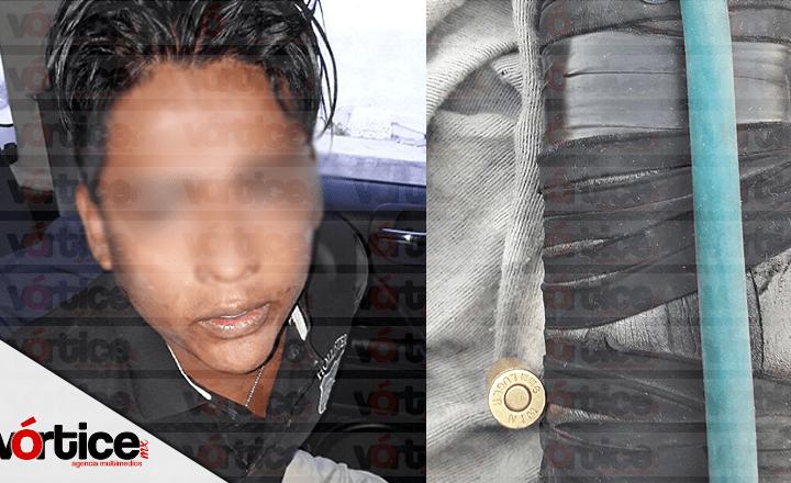 Persecución y balacera en Las Granjas tras robo; hay un detenido