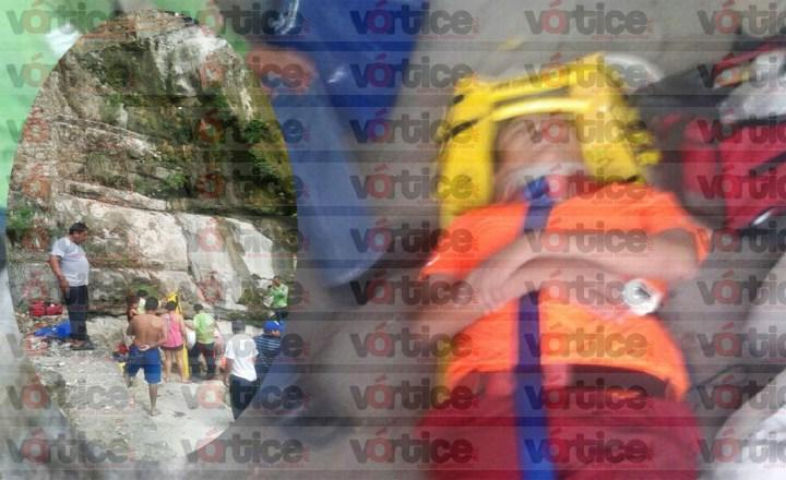 """Cae menor al fondo de una cueva de más de 15 metros en """"El Chorreadero"""""""