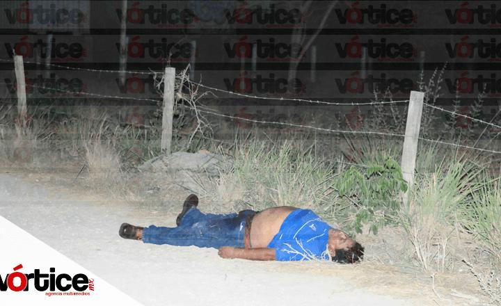 Encuentran cadáver en camino de terracería en Plan de Ayala