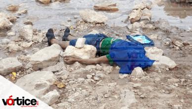 Se ahoga bañista en el río Grijalva