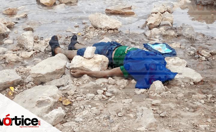 Se ahoga bañista en el río Grijalva; fue arrastrado por un remolino