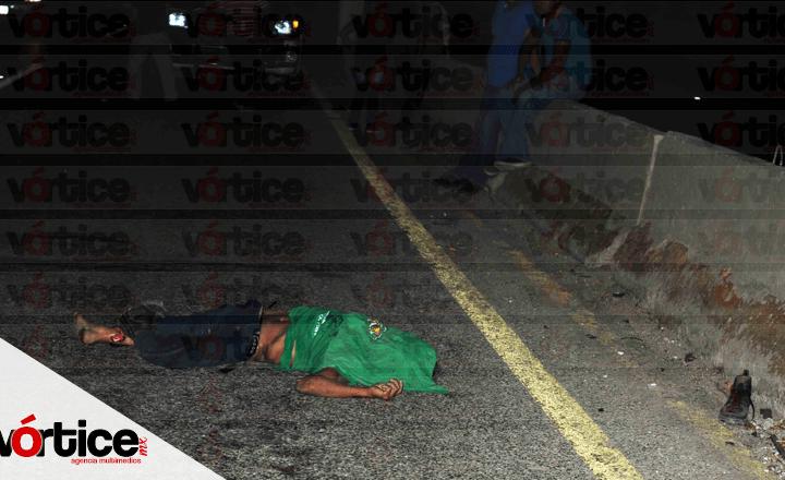 Violenta embestida le arrebata la vida a recolector de fierro viejo en Chiapa de Corzo