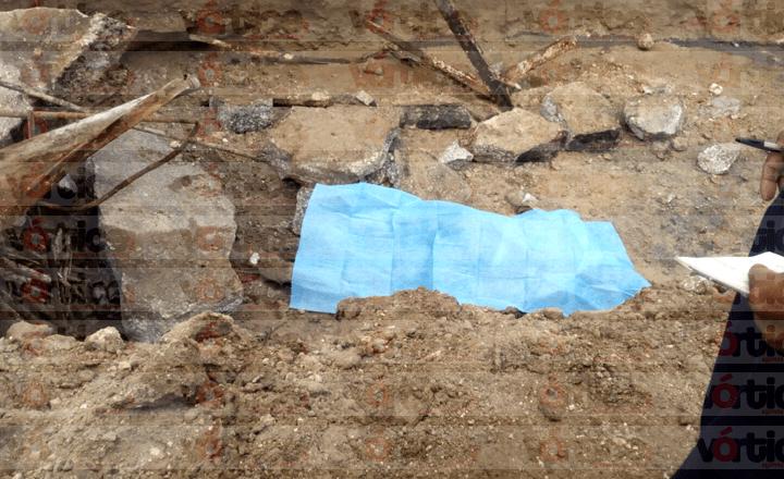 Muere obrero tras quedar sepultado por el escombro en Tuxtla