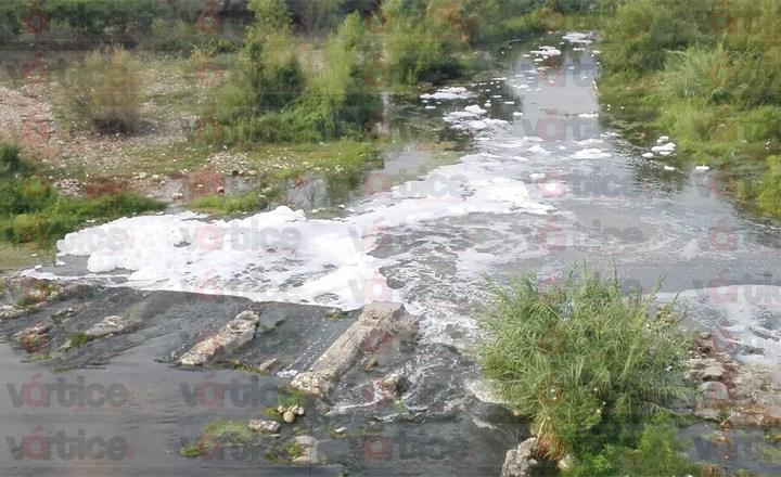 Prohíben bañarse en el río de Suchiapa por alto grado de contaminación