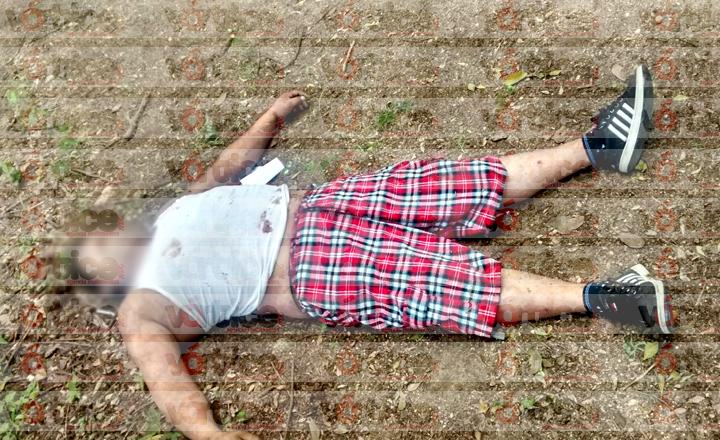 Arrojan cadáver en un camino de terracería de Chiapa de Corzo