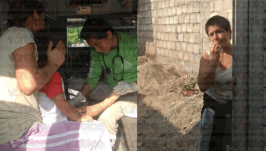 Casi envenena con raticida a su nieto en Las Granjas