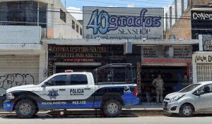 Roban en Sex Shop de Tuxtla; se llevaron productos 'eróticos'