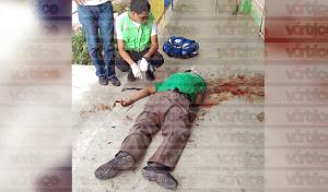 Asesinan a velador del Centro de Educación Especial dentro de la institución