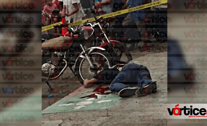 A balazos, asesinan a joven centroamericano en Chiapas