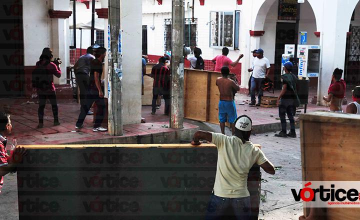 Chiapacorceños en alerta tras detención de manifestantes; CNTE y organizaciones se unen