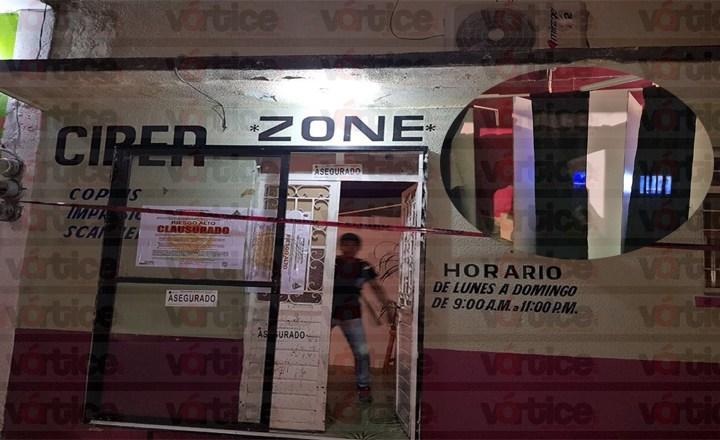 Clausuran ciber por denuncias de prácticas sexuales y venta de bebidas sin licencia